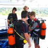 """Ko Lipe Diving - Our 25 meter dive boat MV Chalam Waan - Koh Lipe, Tarutao National Marine Park, Thailand • <a style=""""font-size:0.8em;"""" href=""""http://www.flickr.com/photos/84280466@N07/10740840813/"""" target=""""_blank"""">View on Flickr</a>"""