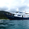 """Ko Lipe Diving - Our 25 meter dive boat MV Chalam Waan - Koh Lipe, Tarutao National Marine Park, Thailand • <a style=""""font-size:0.8em;"""" href=""""http://www.flickr.com/photos/84280466@N07/10491678585/"""" target=""""_blank"""">View on Flickr</a>"""