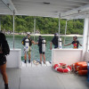 """Ko Lipe Diving - Our 25 meter dive boat MV Chalam Waan - Koh Lipe, Tarutao National Marine Park, Thailand • <a style=""""font-size:0.8em;"""" href=""""http://www.flickr.com/photos/84280466@N07/9621980122/"""" target=""""_blank"""">View on Flickr</a>"""