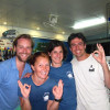 """Ko Lipe Diving - Newly certified Open Water Divers! • <a style=""""font-size:0.8em;"""" href=""""http://www.flickr.com/photos/84280466@N07/14325725968/"""" target=""""_blank"""">View on Flickr</a>"""