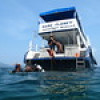 "Ko Lipe Diving - Our 25 meter dive boat MV Chalam Waan - Koh Lipe, Tarutao National Marine Park, Thailand • <a style=""font-size:0.8em;"" href=""http://www.flickr.com/photos/84280466@N07/14325703289/"" target=""_blank"">View on Flickr</a>"