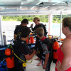 """Ko Lipe Diving - Our 25 meter dive boat MV Chalam Waan - Koh Lipe, Tarutao National Marine Park, Thailand • <a style=""""font-size:0.8em;"""" href=""""http://www.flickr.com/photos/84280466@N07/10740633674/"""" target=""""_blank"""">View on Flickr</a>"""