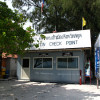 """Ko Lipe Diving - Immigration office on Pattaya Beach - Koh Lipe, Tarutao National Marine Park, Thailand • <a style=""""font-size:0.8em;"""" href=""""http://www.flickr.com/photos/84280466@N07/9400468664/"""" target=""""_blank"""">View on Flickr</a>"""