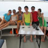 """Ko Lipe Diving - Our 25 meter dive boat MV Chalam Waan - Koh Lipe, Tarutao National Marine Park, Thailand • <a style=""""font-size:0.8em;"""" href=""""http://www.flickr.com/photos/84280466@N07/9621937034/"""" target=""""_blank"""">View on Flickr</a>"""