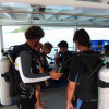 """Ko Lipe Diving - Our 25 meter dive boat MV Chalam Waan - Koh Lipe, Tarutao National Marine Park, Thailand • <a style=""""font-size:0.8em;"""" href=""""http://www.flickr.com/photos/84280466@N07/10740539785/"""" target=""""_blank"""">View on Flickr</a>"""