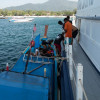 """Ko Lipe Diving - Our 25 meter dive boat MV Chalam Waan - Koh Lipe, Tarutao National Marine Park, Thailand • <a style=""""font-size:0.8em;"""" href=""""http://www.flickr.com/photos/84280466@N07/8385866291/"""" target=""""_blank"""">View on Flickr</a>"""