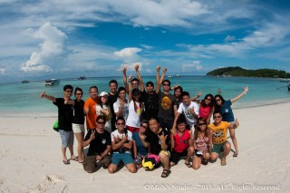 Ko Lipe Diving - Ooi Teik Mun group from Malaysia