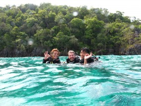 Ko Lipe Diving - Discover Scuba Diving - An introductory dive program for beginners