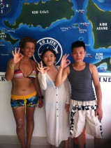 Ko Lipe Diving - Discover Scuba Diving participants from China