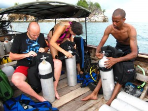 Ko Lipe Diving - Team D-Vil's PADI Open Water Diver Course