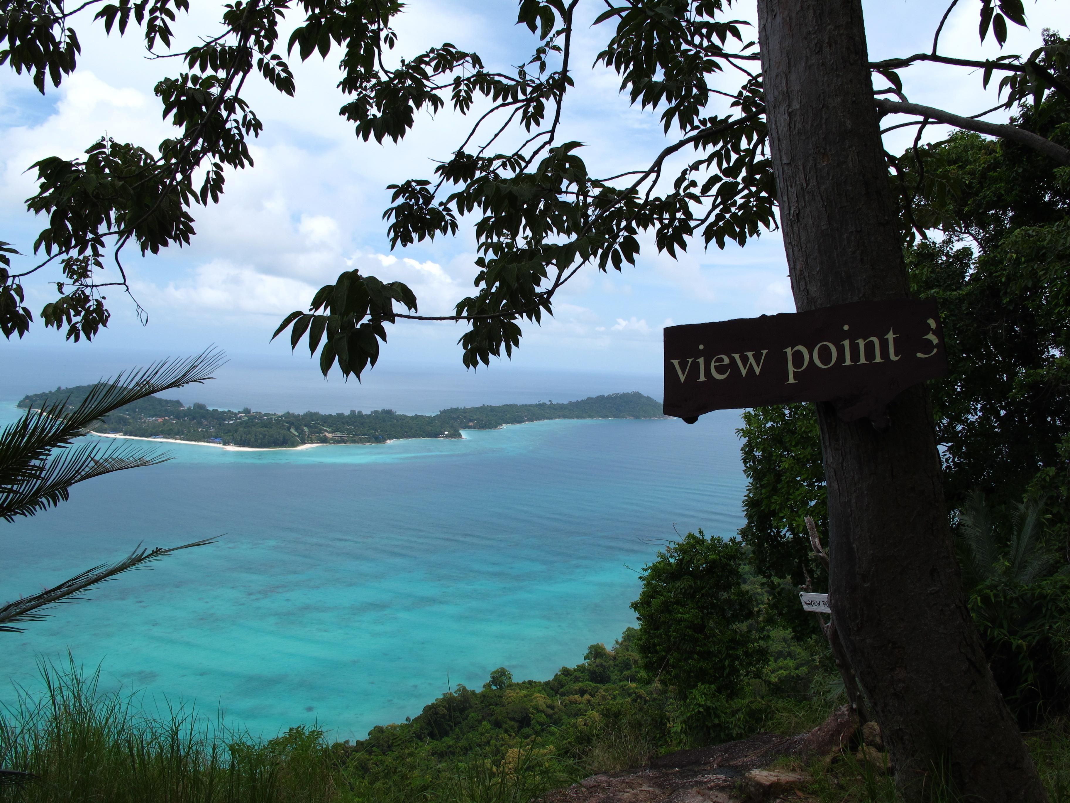 Ko Lipe Diving - Trip to Adang viewpoint