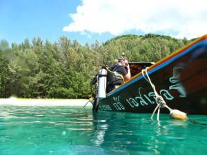 Ko Lipe Diving - PADI Open Water Referral Shelby