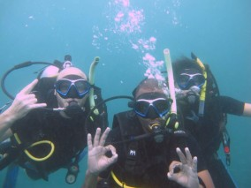 Ko Lipe Diving PADI Open Water Diver Course French Francais