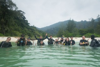 Ko Lipe Diving - Family DSD