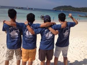 James group t-shirt KLD