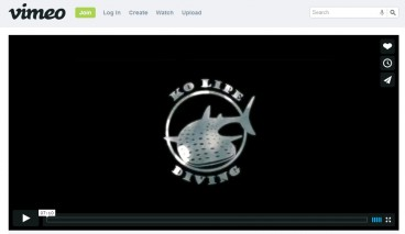 Ko Lipe Diving promo video