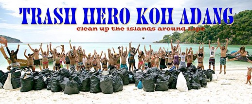 trash hero ko lipe thailand
