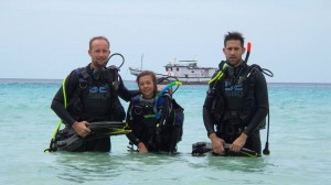 Ko Lipe Diving SSI courses