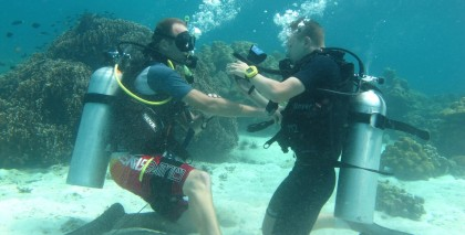 Skill Open Water Diver