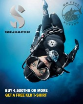 SCUBAPRO AND KO LIPE DIVING